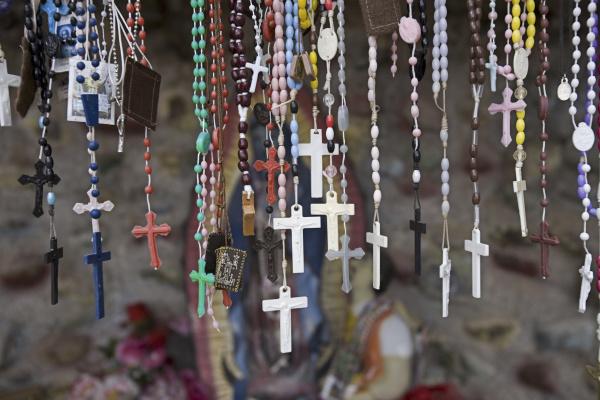 usa new mexico chimayo religious artifact