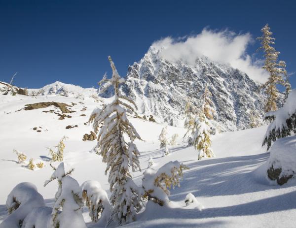 wa alpine lakes wilderness mount stuart