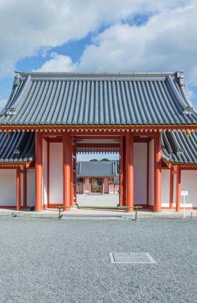 japan kyoto kyoto imperial palace