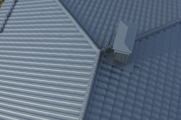corrugated metal roof and metal roofing