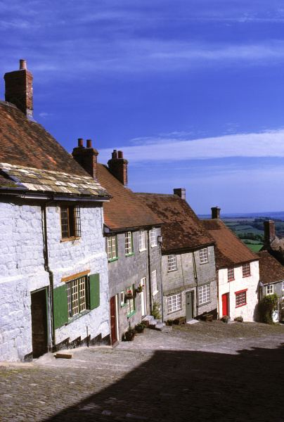 europe england gold hill the steep