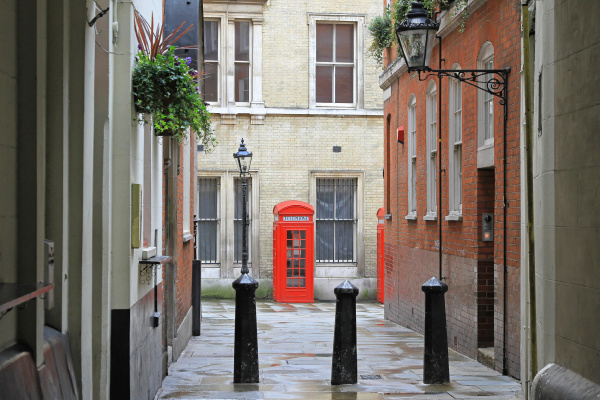 telephone boot