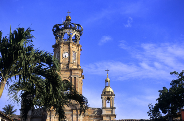 catholic cathedral puerto vallarta