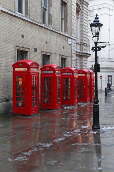 london telephones