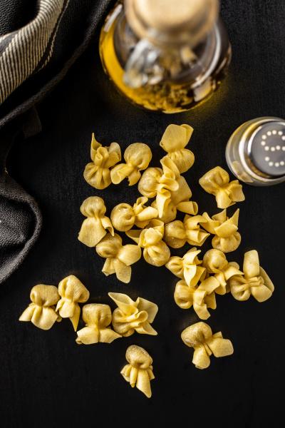 italian stuffed pasta sacchettini pasta