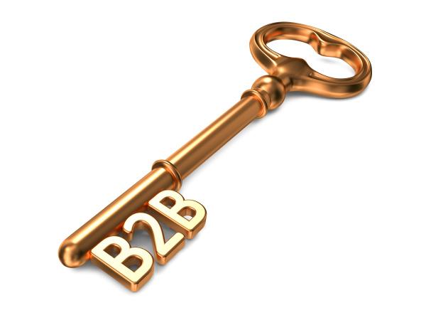b2b golden key