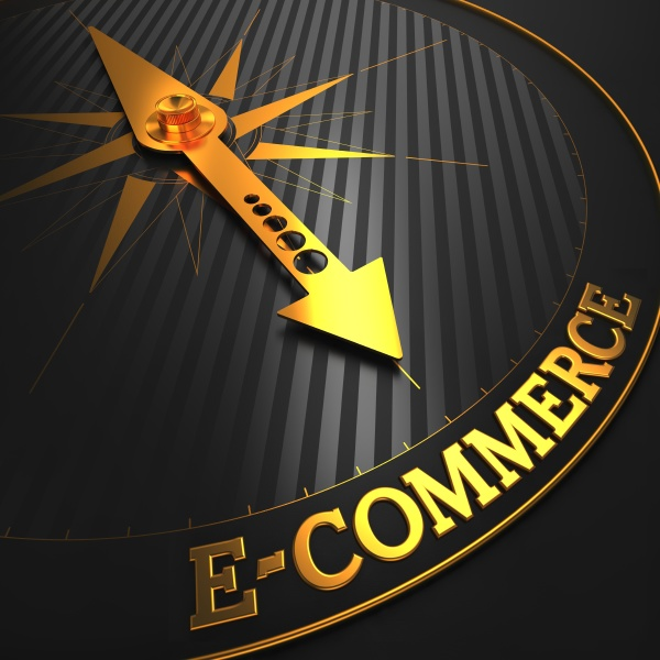 e commerce business background