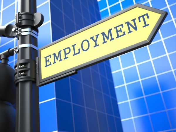 employment business concept