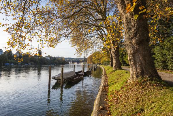 switzerland canton schaffhausen view