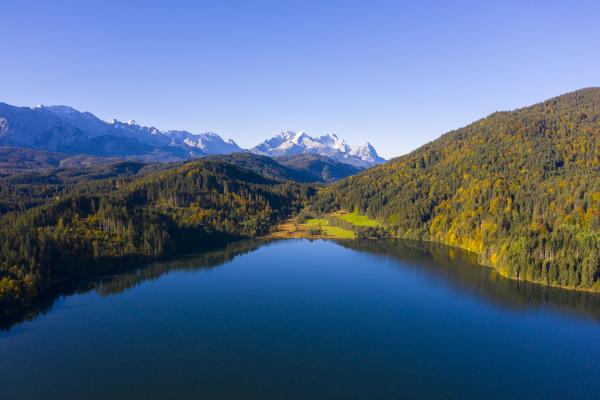 germany bavaria krun scenic view of