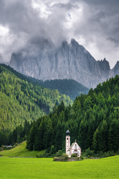 italy south tyrol scenic view of