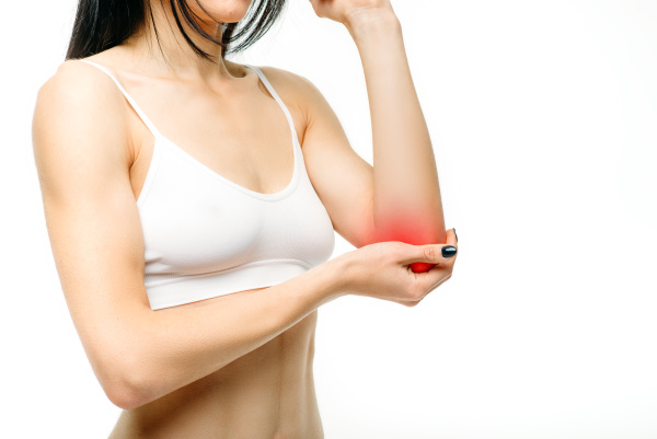 joint, pain, , woman, with, hand, injury - 28076356
