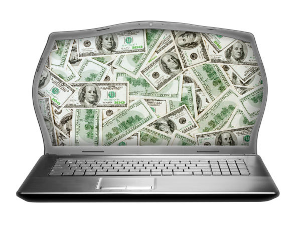 fat laptop