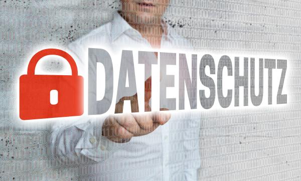 datenschutz in german privacy policy