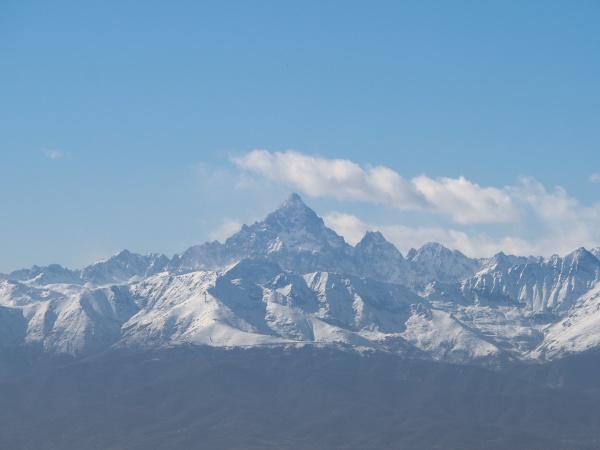monviso monte viso mountain