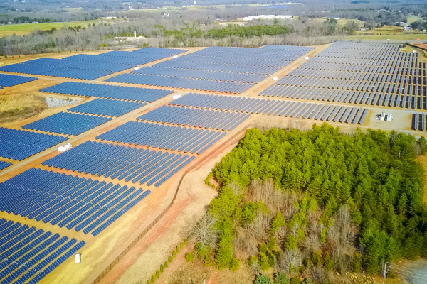 solar panels an alternative source