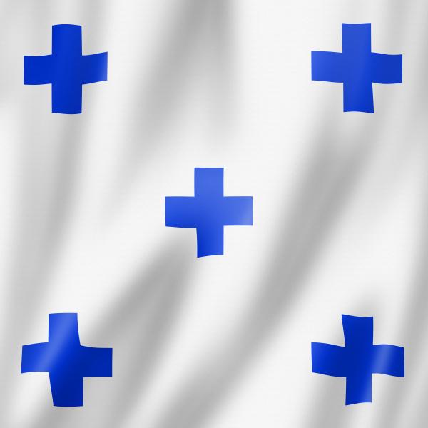 zero international maritime signal flag