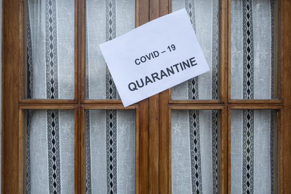 no entry for quarantine
