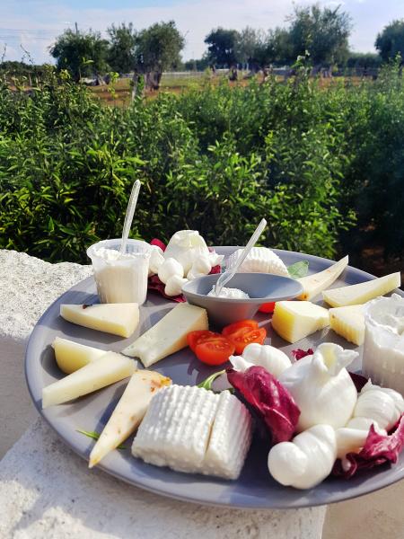 south italian cheese plate