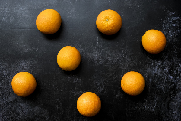 high, angle, close, up, of, oranges - 28194535