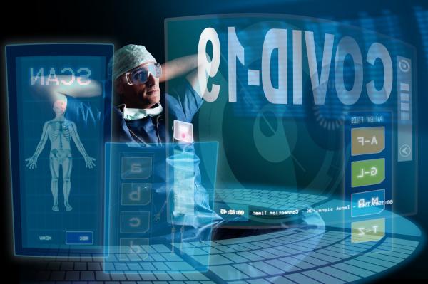 covid 19 virus research