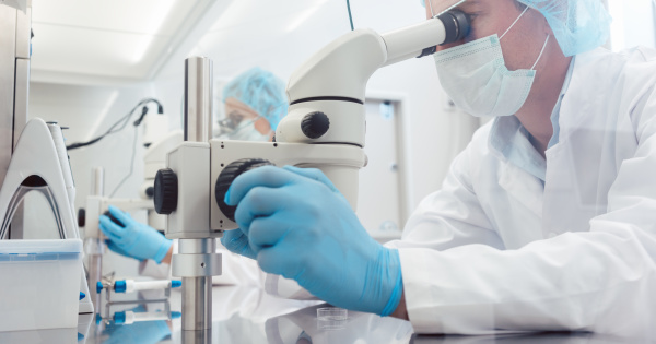 lab, technicians, of, scientists, working, on - 28215144