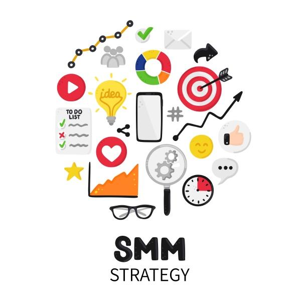 smm strategy social media marketing