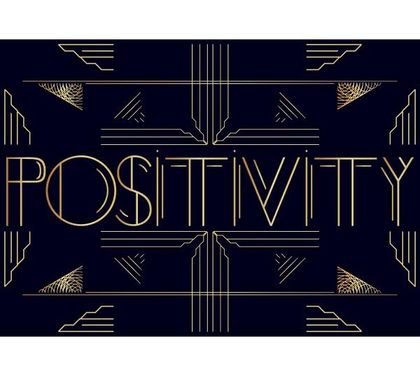 art, deco, positivity, text. - 28217017