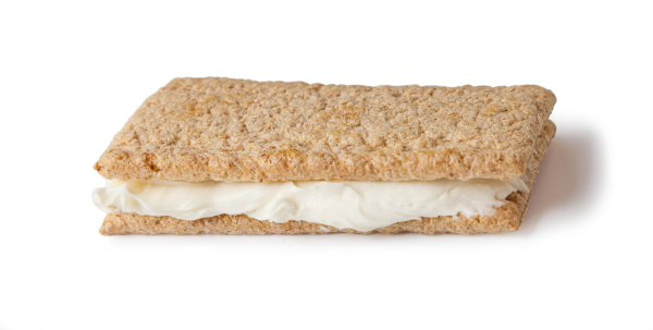 crispreads slices with cream cheese