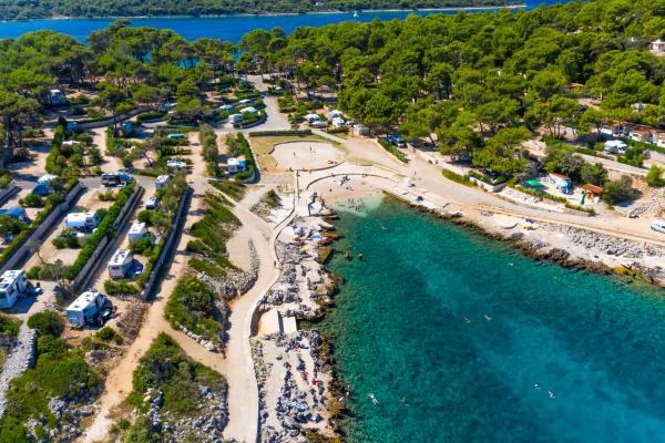 aerial, view, of, lošinj, , croatia - 28227368