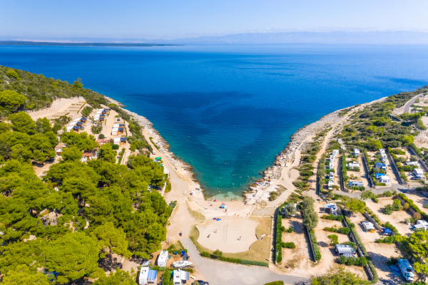 aerial, view, of, lošinj, , croatia - 28227369
