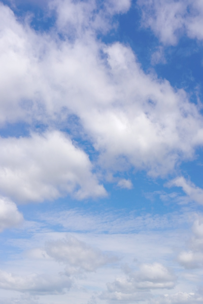 beautiful, blue, sky, with, clouds - 28237801