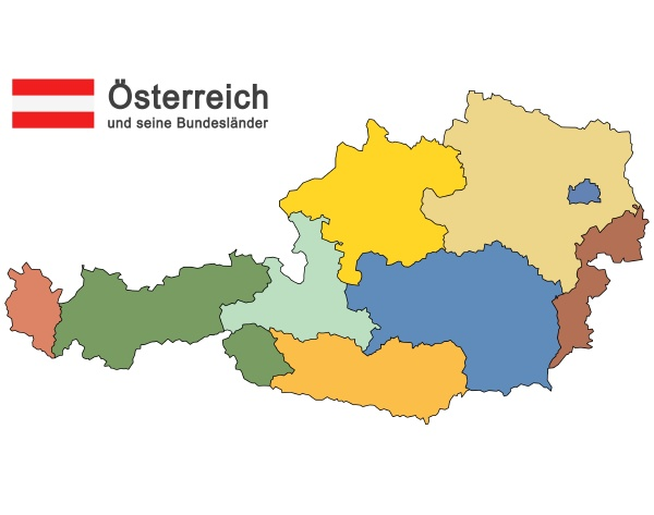 country, austria, colored - 28238335