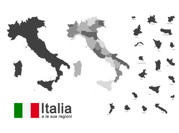 italy, and, regions - 28238611