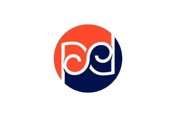 p, d, , pd, initial, letter, logo - 28238531