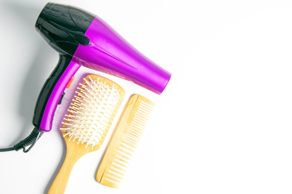 professional, hairdresser, s, set, on, white - 28238466