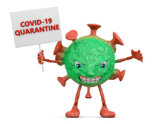 red-green, evil, coronovirus - 28238178