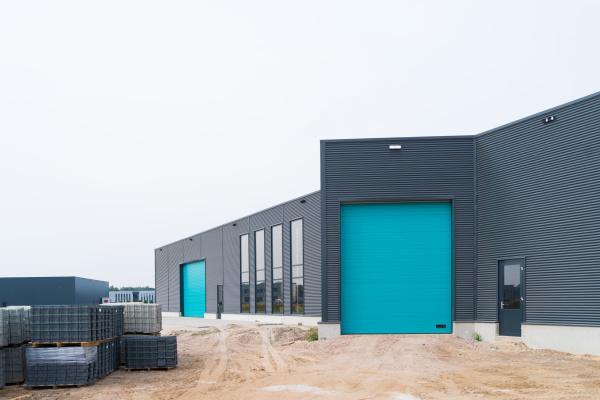 warehouse, under, construction - 28238776