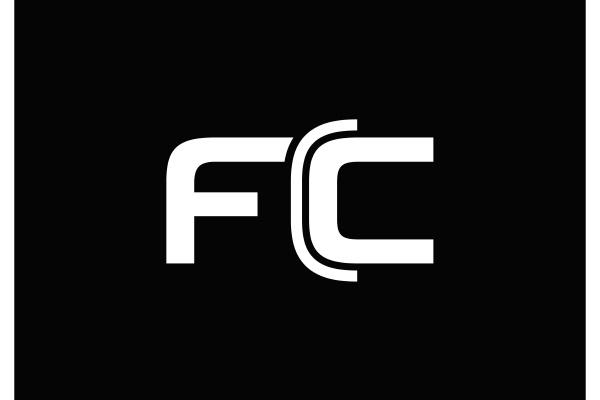 f, c., fc, initial, letter, logo - 28239977