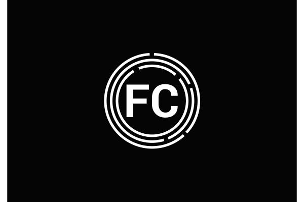 f, c., fc, initial, letter, logo - 28239987