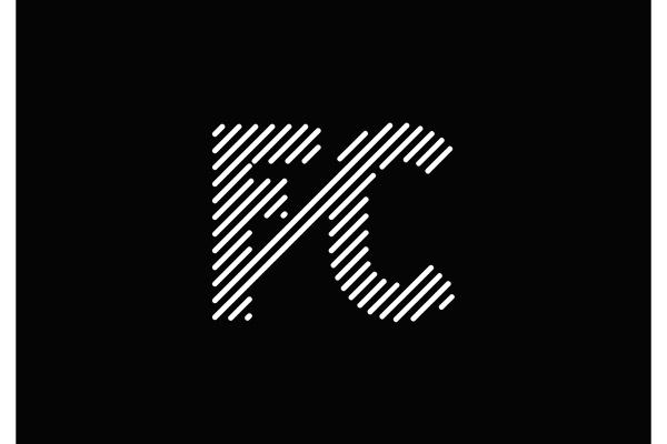 f, c, , fc, initial, letter - 28239972