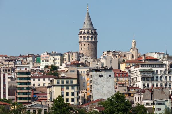 galata, tower, in, beyoglu, district, of - 28239245