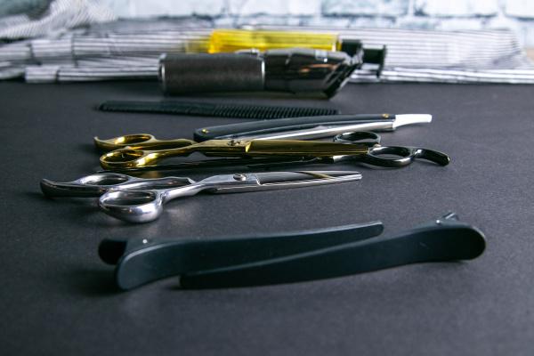hairdressing, tools, , scissors, , hair, clipper, , comb, - 28239330