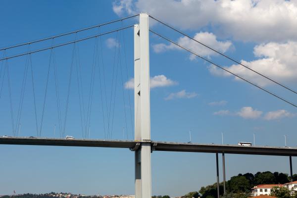 istambul, , , bosporus, bridge, connecting - 28239472