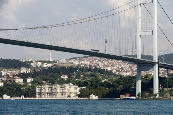 istambul, , , bosporus, bridge, connecting - 28239702