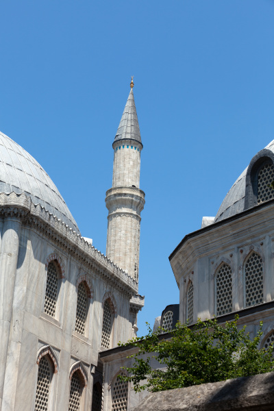 istanbul, -, one, of, minarets, hagia - 28239269