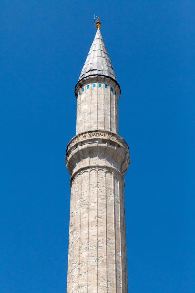 istanbul, -, one, of, minarets, hagia - 28239405