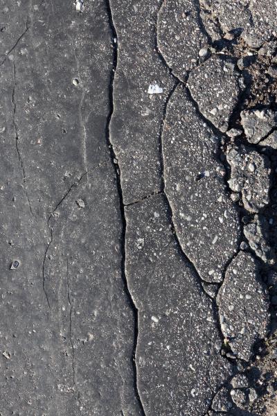 old, damaged, asphalt - 28239897