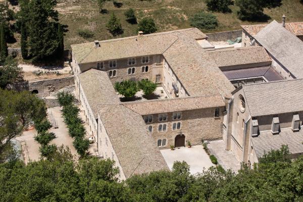 senanque, abbey, or, abbaye, notre-dame, de - 28239146