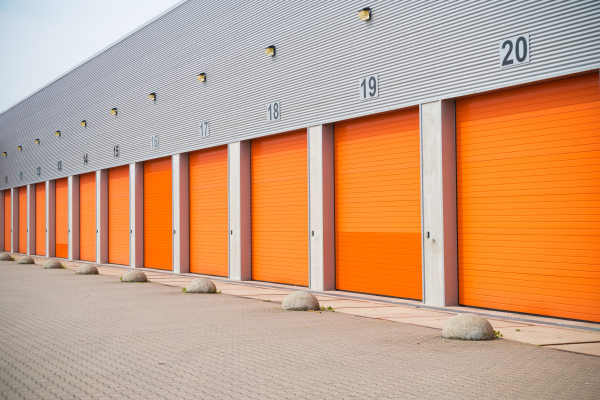 small, business, units, with, orange, roller - 28239002